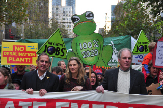 Image:2009 Climate Emergency Rally Melbourne DSC 1193.jpg