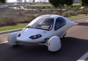 Aptera vehicle