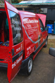 CERES electric car project