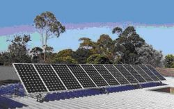 Greensborough house 2 1.98 kW array