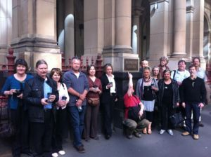 Supreme Court, Melbourne, 19 Sep 2011